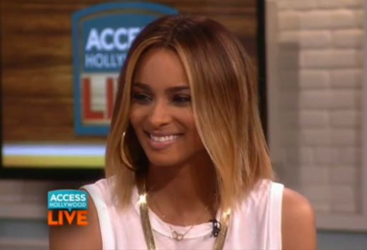 "Ciara Addresses ""N"" Word Controversy Surrounding Paula Deen"