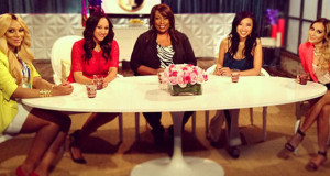 "New Daytime Talk Show ""The Real"""