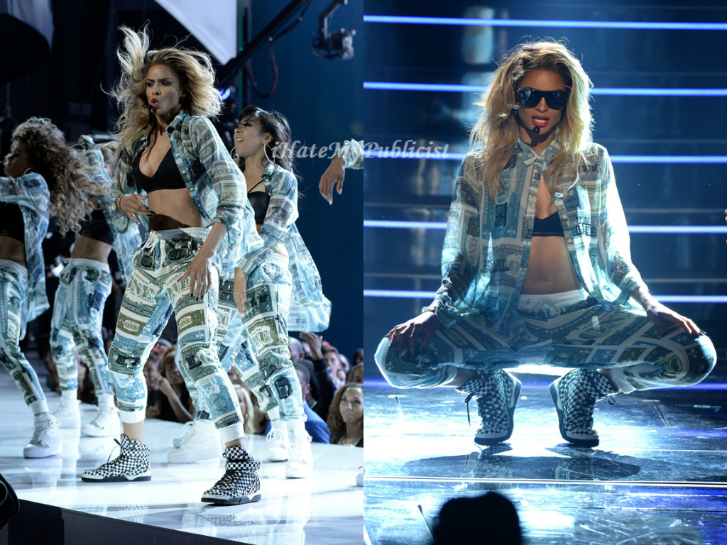Ciara Rips 2013 BET Awards Stage And Brings Her Boyfriend Future As Her Date