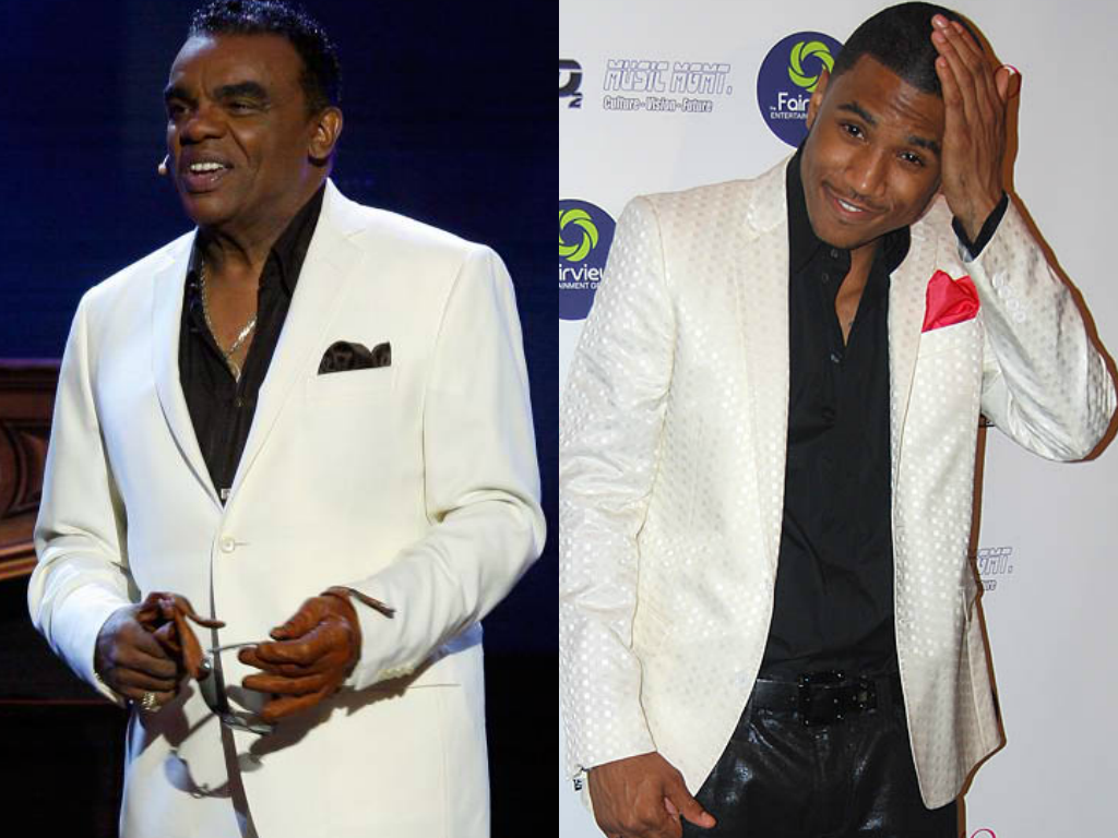 "New Music: Ron Isley ft. Trey Songz ""Lay You Down"""