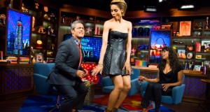 Ciara Gives Andy Cohen Some Serious Twerking Lessons