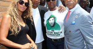 Beyonce, Jay-Z, Jamie Foxx And MC Lyte Pay Tribute To Trayvon Martin