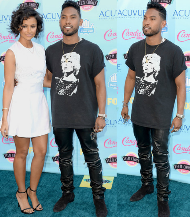 Teen-Choice-Awards-2013-Miguel-and-girlfriend-ihatemypublicist