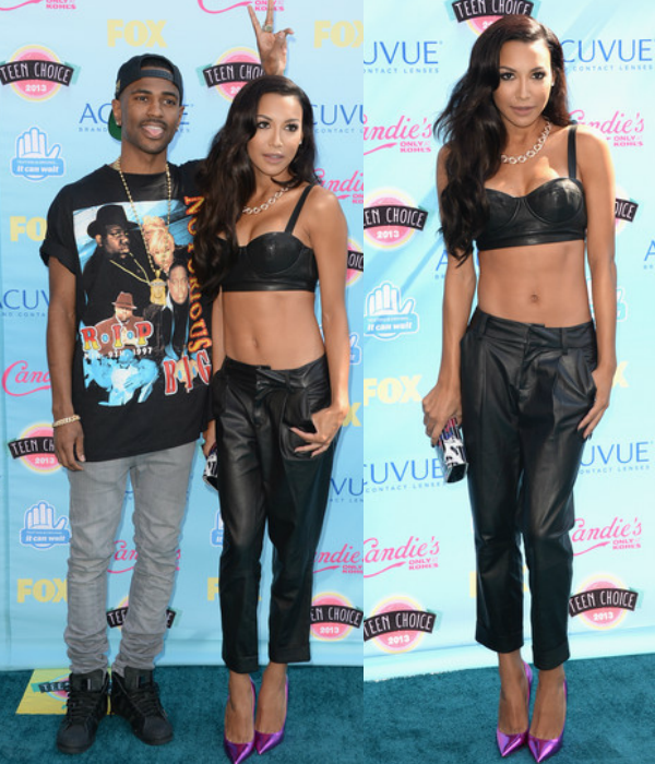 Teen-Choice-Awards-2013-Naya-Big-Sean-ihatemypublicist