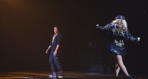"Beyonce Brings Jay-Z Out To Perform ""Tom Ford"" At Barclay Center"