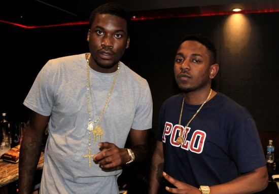Meek Mill Responds To Kendrick Lamar In New Diss Track 'Ooh Kill Em'