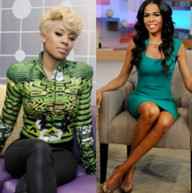 Keyshia Cole Apologizes To Michelle Williams Via Twitter