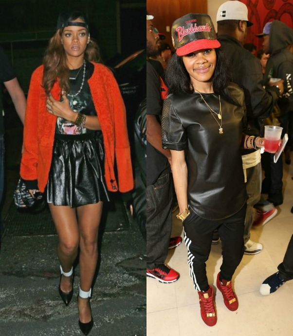 Claws Are Out! Rihanna Throws Shade At Teyana Taylor And Teyana Fires Back