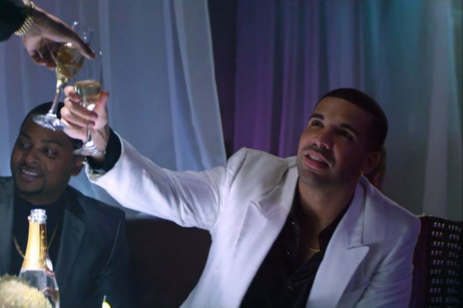 Drake Showcases His Inner Gangster In New Video: 'Hold On We're Going Home'