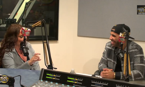 "Drake Talks Young Money, Kendrick Lamar's ""Control"" Verse, And More With Angie Martinez"