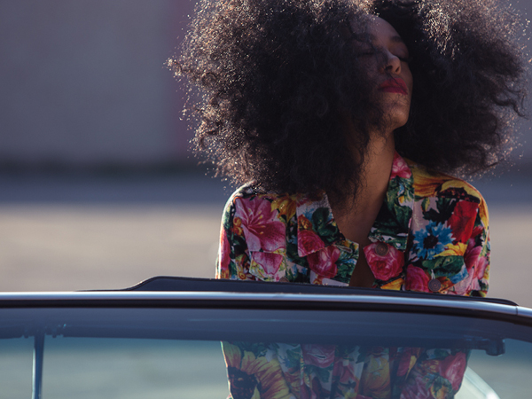 "New Video: Solange ""Lovers In The Parking Lot"""