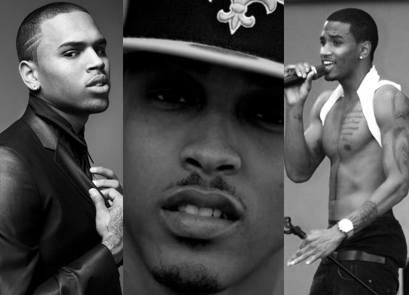 New Music: August Alsina ft. Trey Songz And Chris Brown 'I Love This Sh-t' Remix
