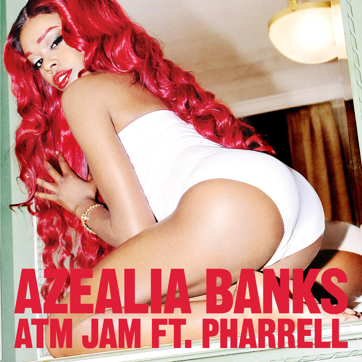 "New Video: Azealia Banks- ""ATM Jam"" featuring Pharrell"
