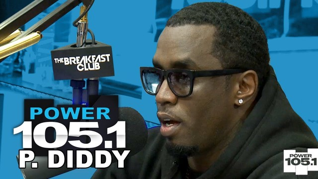Diddy Talks Revolt TV Launch With The Breakfast Club