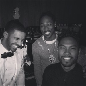 Drake Gets Grown And Sexy For His 27th Birthday Celebration