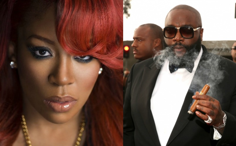 New Music: K. Michelle ft. Rick Ross 'V.S.O.P.' Remix