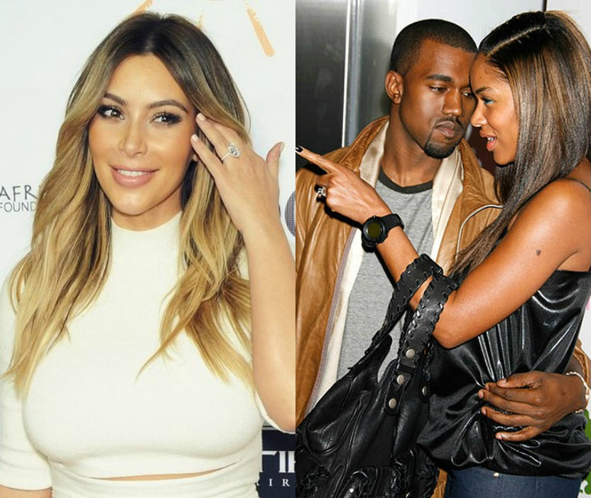 Did Kanye Re-Gift Kim Kardashian's Engagement Ring?
