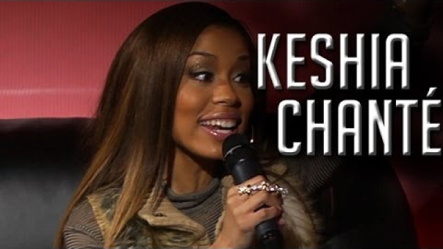 106 And Park Host Keshia Chante Visits Hot 97: Says She Doesn't Want To Be Labeled As Drake's Ex-Girlfriend