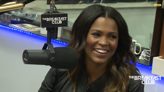 "Nia Long Talks ""The Best Man Holiday"" In Breakfast Club Interview"