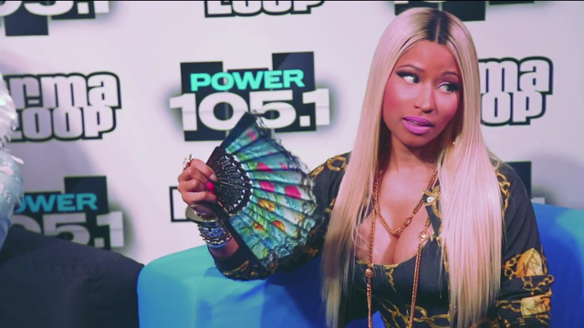 Nicki Minaj Talks Halloween Costume, New Album And Being The Queen And King Of New York With The Breakfast Club