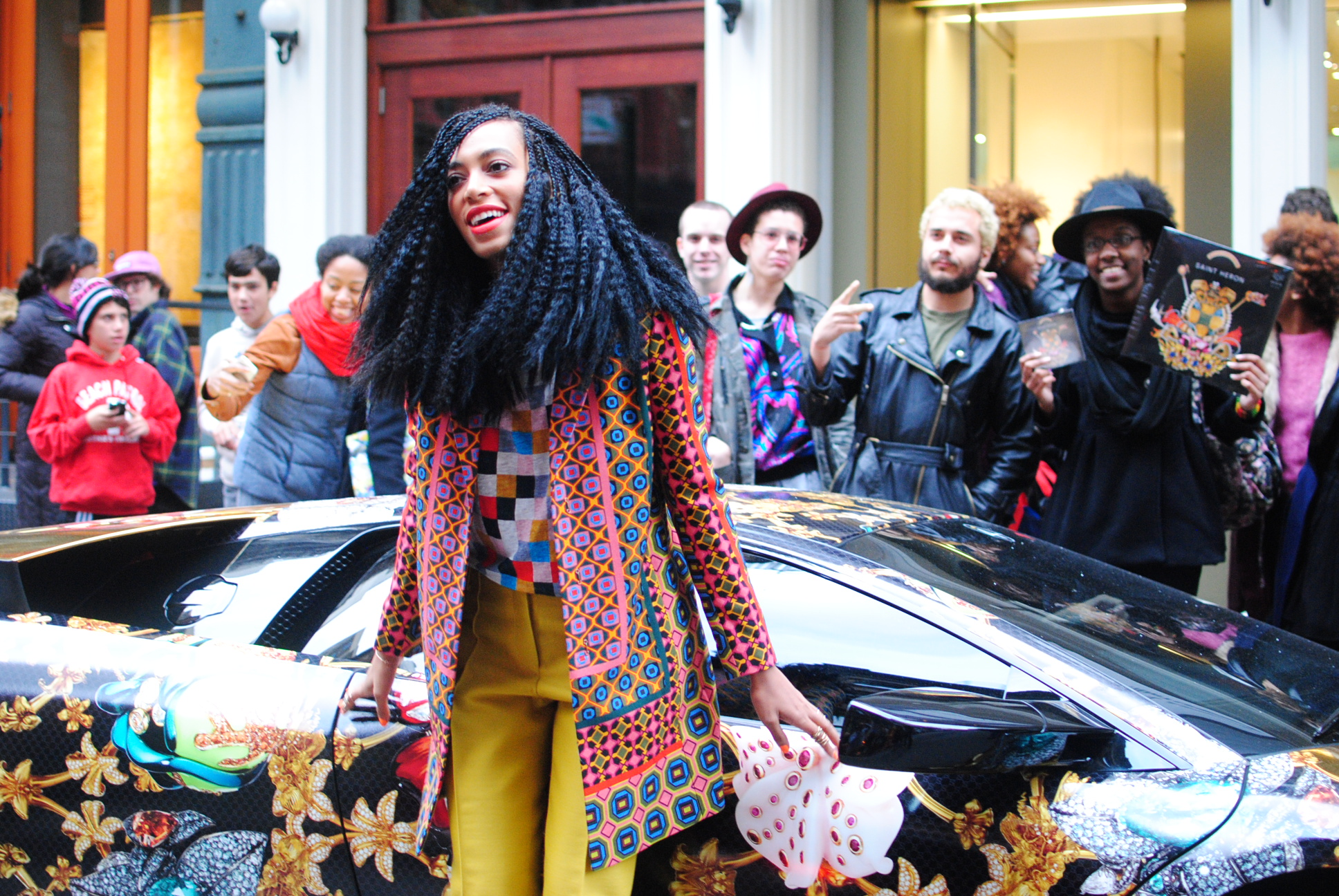 "New Music: Solange ""Cash In"""