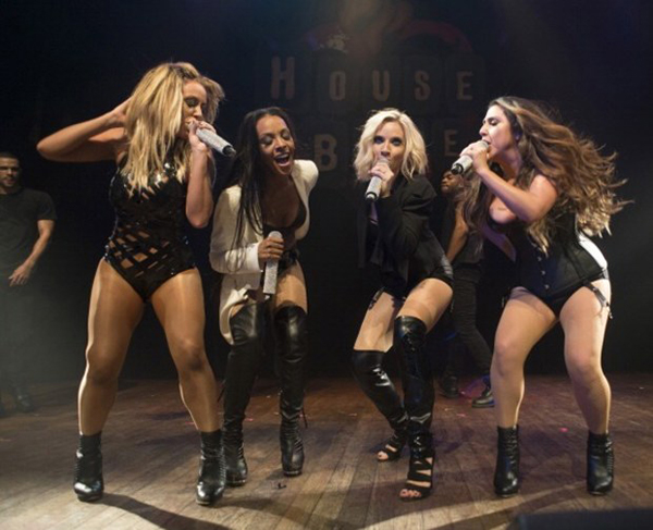 "Danity Kane Returns To The Stage And Debuts New Single ""All In A Day's Work"""