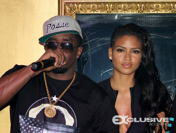 Coupled Up: Cassie And Diddy Engaged? + Big Sean And Naya Rivera + Pharrell And Helen