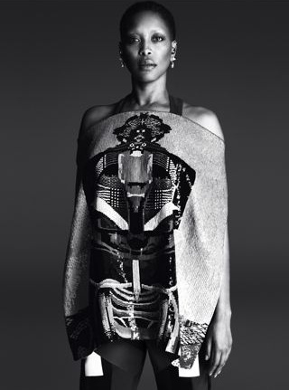 Erykah Badu Is The Face Of Givenchy's 2014 Ad Campaign