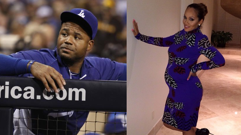 Evelyn Lozada Shows Off 14.5 Carat Engagement Ring From LA Dodger Carl Crawford