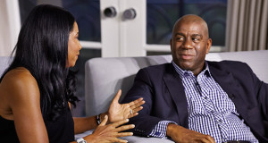 Magic Johnson Revisits The Day He Told His Wife He Had Been Diagnosed With HIV