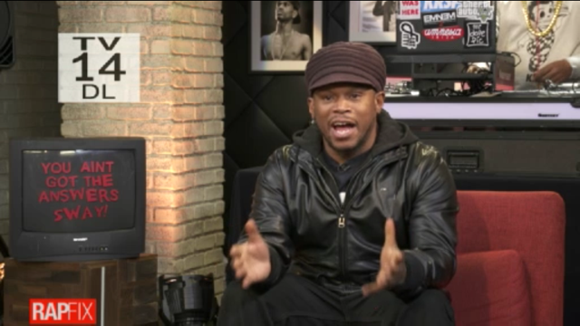 "Sway Responds To Kanye: ""I Got The Answers"""