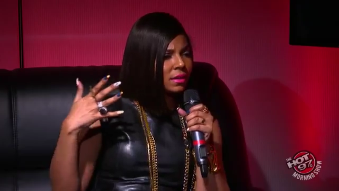 "Ashanti On Relationship With Nelly: ""We've Definitely Scarred Each Other"""