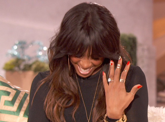 Kelly Rowland Confirms Engagement On The Queen Latifah Show