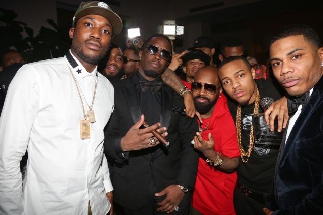 Police Shut Down Meek Mill's Over-The-Top Grammy Award After Party