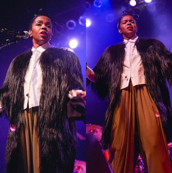 Lauryn-Hill-Performs-In-Huntington-NY