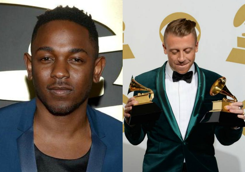 Macklemore And India Arie Says Kendrick Lamar Was Robbed At The 2014 Grammy's