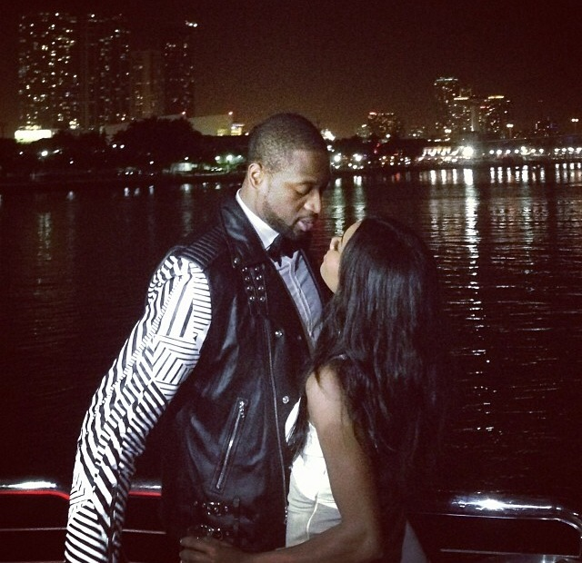 Dwyane Wade Hosts 32nd Birthday Party On Private Yacht With Gabrielle Union, Lebron James, Chris Bosh And More