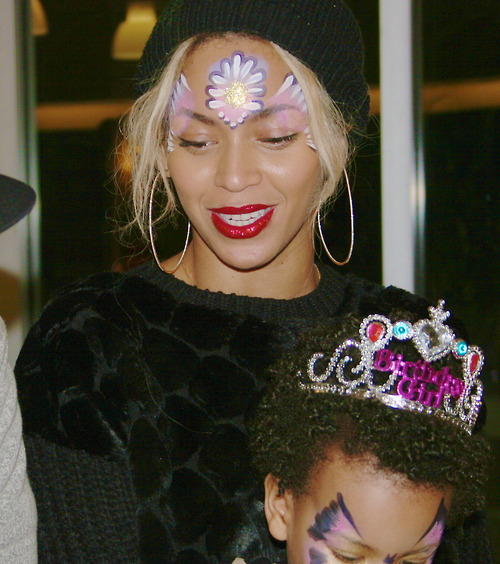 Photos: Beyonce And Jay-Z Rent Out Entire Zoo For Blue Ivy's 2nd Birthday Party