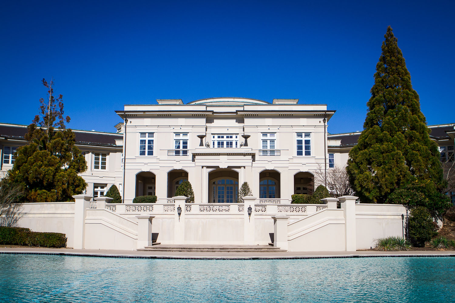 Photos: Rick Ross Cops Evander Holyfield's 109-Room Mansion And Will Use As Charity