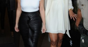 Ciara And Kim Kardashian Goes Baby Shopping In West Hollywood