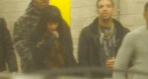 Ya'll Cute! Drake And Rihanna Photographed Holding Hands At 4:30 A.M. In Manchester