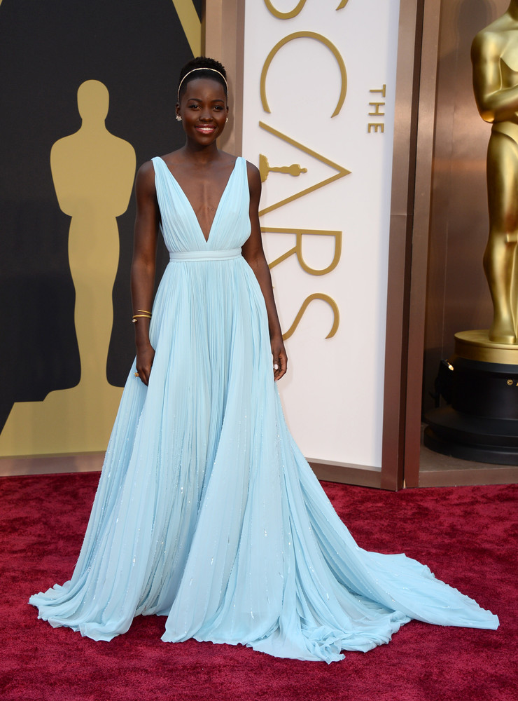 "Lupita Nyong'o Takes Home ""The Gold"" At 68th Annual Academy Awards"