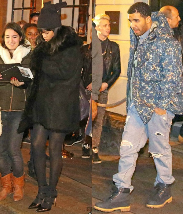 Rihanna-And-Drake-Grab-Dinner-In-Amsterdam