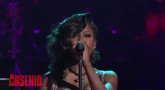"Sevyn Streeter Performs ""It Won't Stop"" On Arsenio Hall Show"