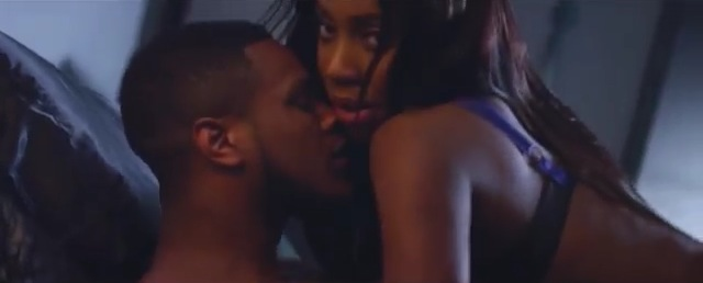"Sevyn Streeter Gets Caught Up In Crazy Love Triangle In New Video ""Next"" Ft. Kid Ink"