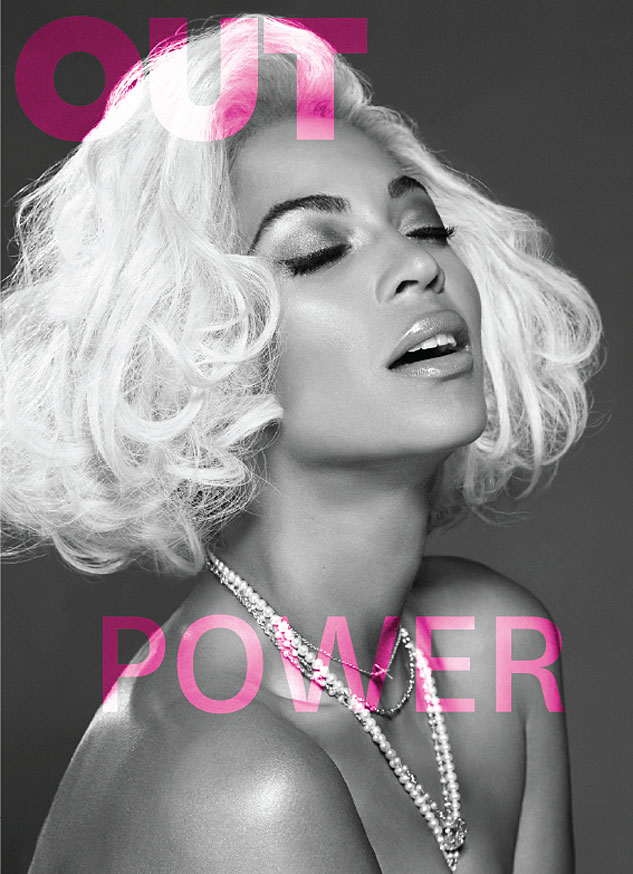 Beyonce Goes Topless For Gay And Lesbian Magazine Out: Talks Feminism And Double Standards