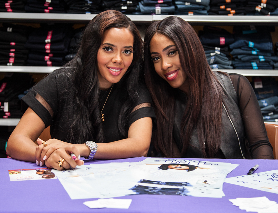 Angela Simmons And Sevyn Streeter Attend Beautiful Textures Event In Chicago