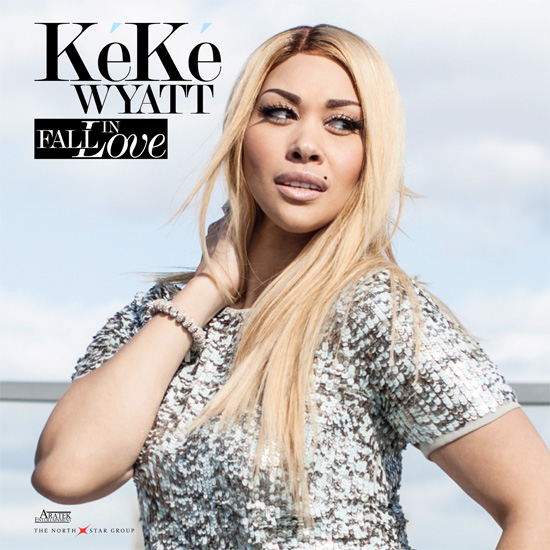 "New Music: Ke Ke Wyatt ""Fall In Love"""