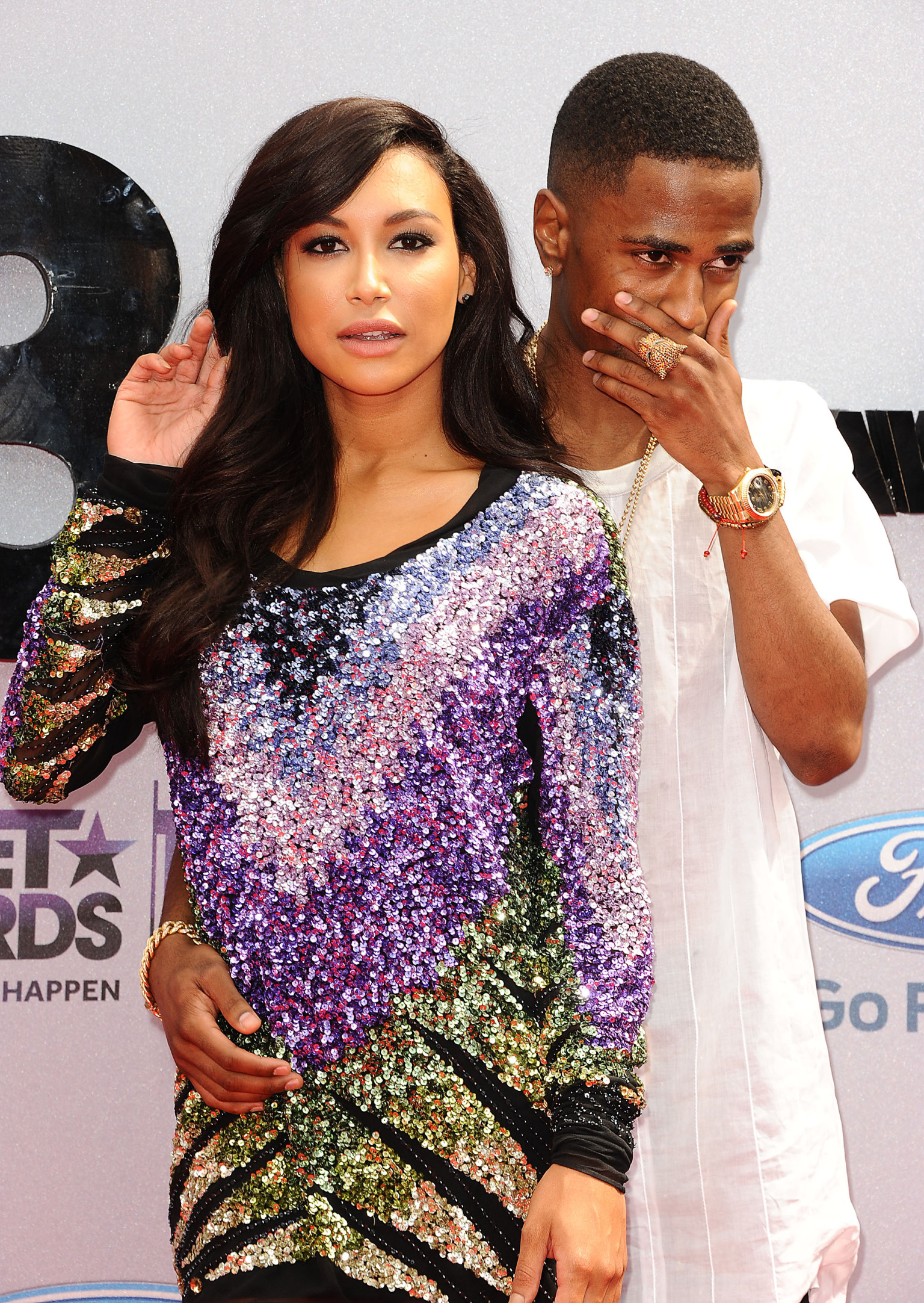 Jealousy Got The Best Of Them: Big Sean Calls Off Engagement With Naya Rivera