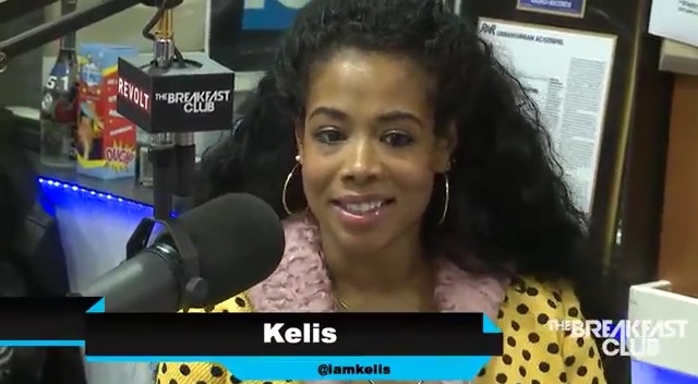 "Kelis Talks New Album ""Food"", Relationship With Nas, Fashion And Why She Decided To Break Her Silence On The Breakfast Club"